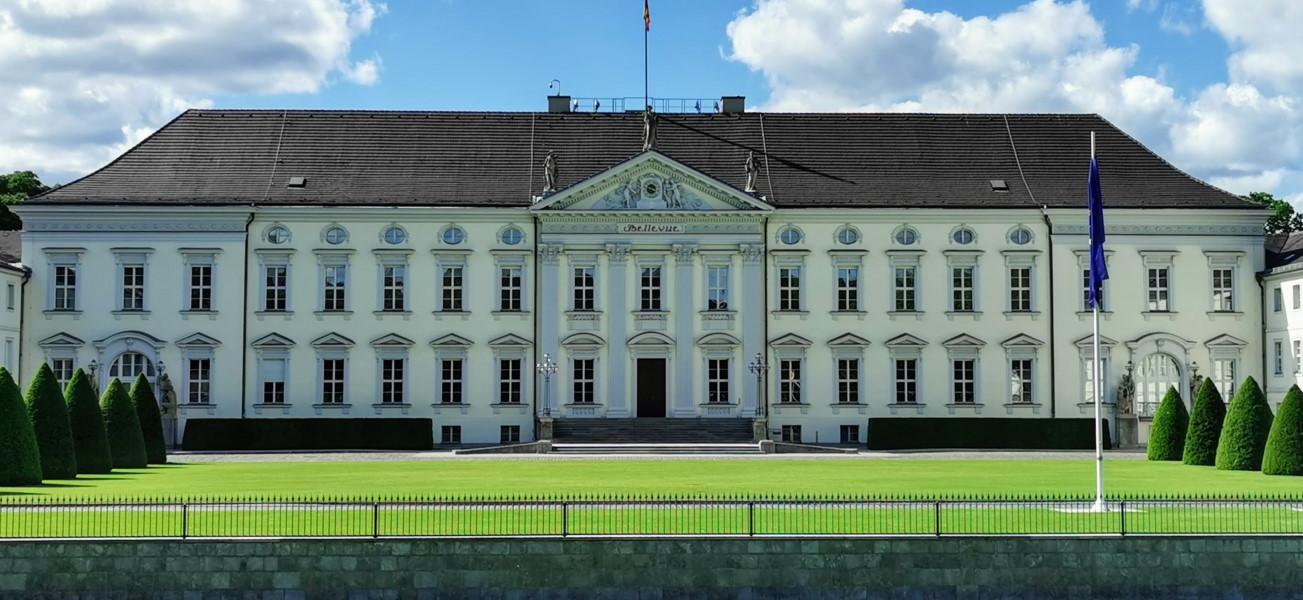 Photo of Schloss Bellevue Das Anwesen des deutschen Bundespräsidenten