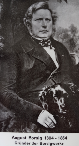 August Borsig
