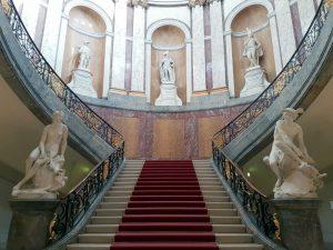 Treppenaufgang Kleine Kuppelhalle