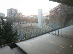 Ausblick aus dem Neubau