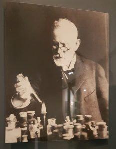 Der Arzt Paul Ehrlich - Erfinder eines Heilmittel für Syphilis und Diphtherie