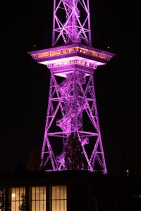 Festival of Lights - Funkturm Restaurant