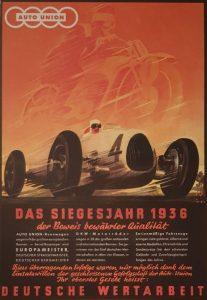 Audi Jahressieger 1936