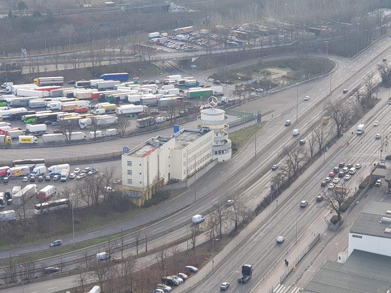 Ehemalige Berliner Rennstrecke
