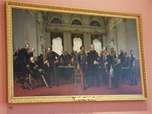 Berliner Kongress von 1878 des Hofmalers Anton von Werner