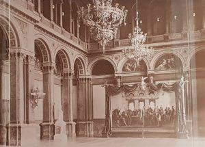 Der alte Festsaal