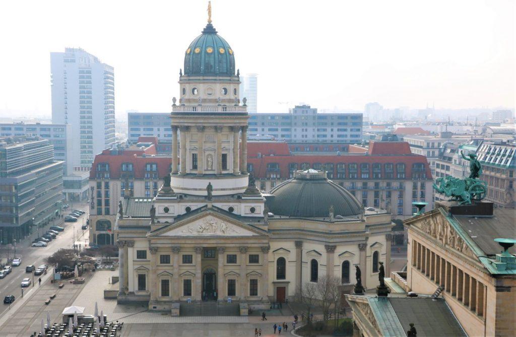 Deutscher Dom und Schauspielhaus
