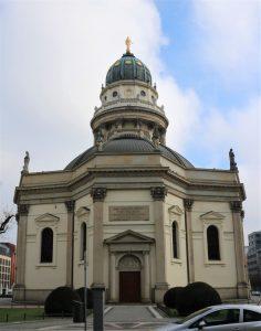 Rückseite der Neuen Kirche