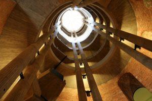 Treppenhaus und Kuppel